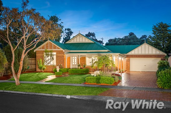 10 Shearer Drive, Rowville