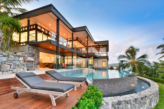 . The Glass House, Hamilton Island