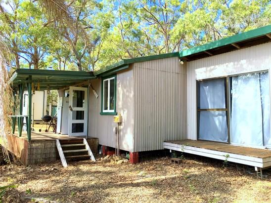 $199k - Rustic Cabin on 4ac