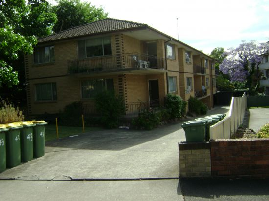 Picture of 1/43 O'Connell Street, North Parramatta
