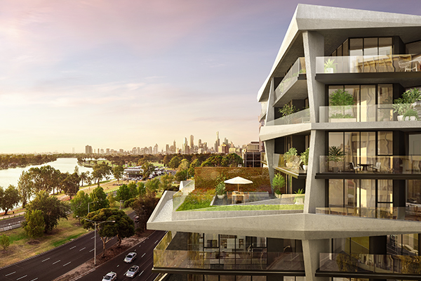 Main photo of Queens Road, Melbourne (3004) - More Details