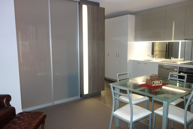 Picture of 508/220 Spencer Street, Melbourne