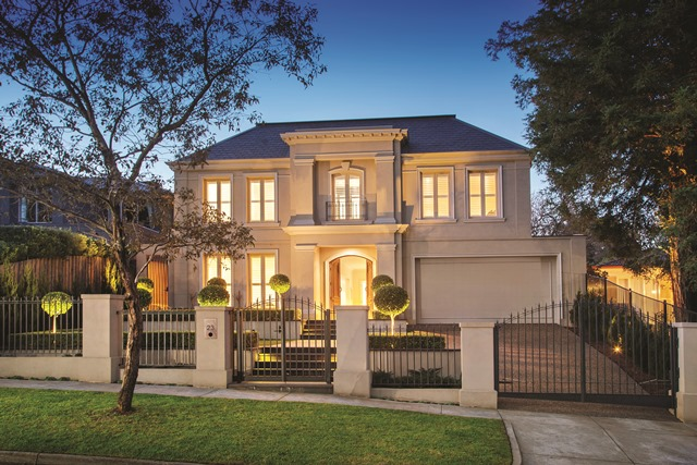 Toorak vic 3142 house for sale domain for French provincial homes for sale