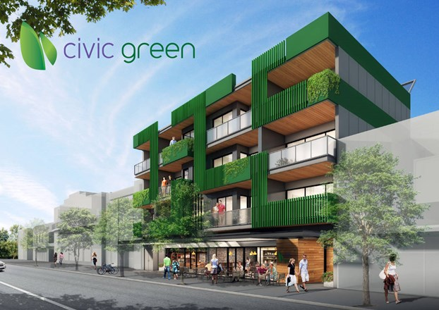 Picture of Civic Green 267 - 269 King Street, Newcastle