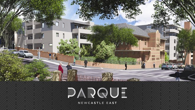 Picture of Parque Apartments, 58 Bolton Street, Newcastle
