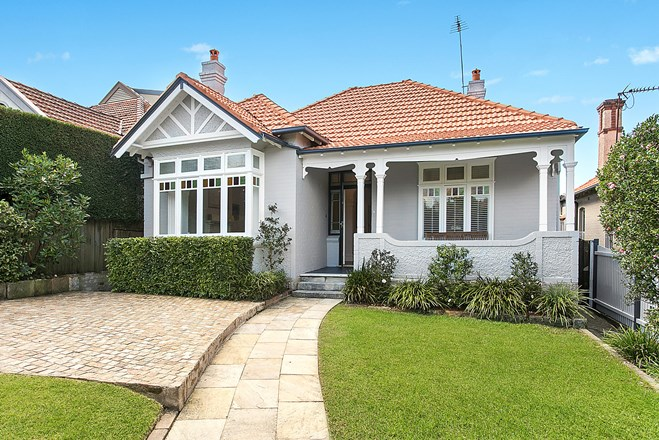 Picture of 27 Cowles Road, Mosman