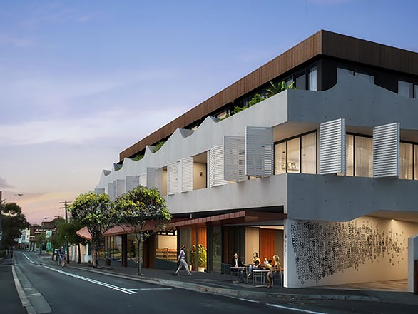 Picture of 2/17 Erskineville Road, Newtown
