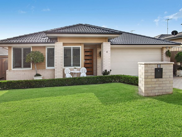Picture of 4 Hume Street, Kellyville Ridge