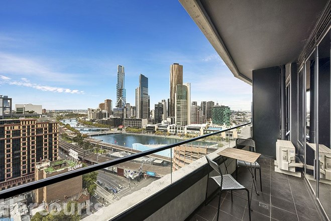 Picture of 2305/7 Katherine Place, Melbourne