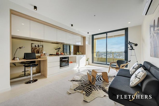Picture of 1404/3 Yarra Street, South Yarra