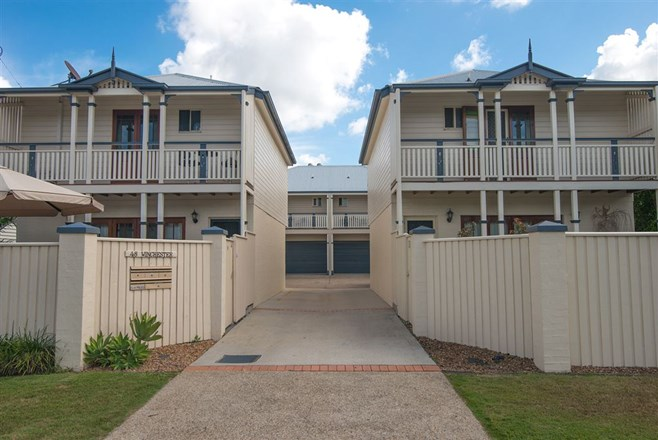 Picture of 3/48 Winchester Street, Ascot