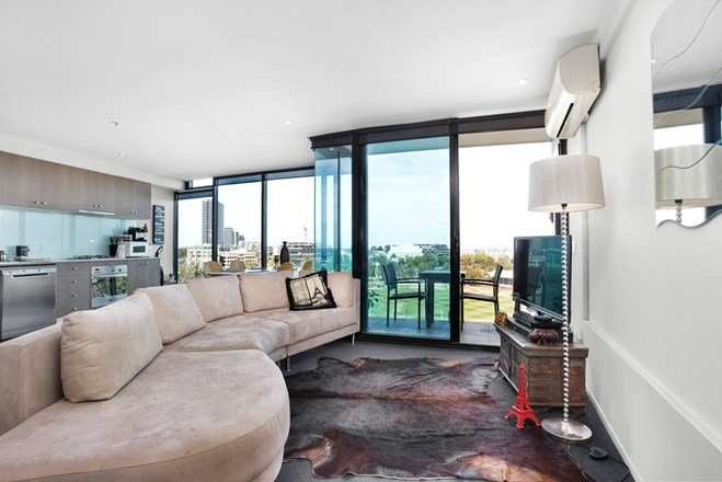 Picture of 1103/83 Queens Road, Melbourne 3004
