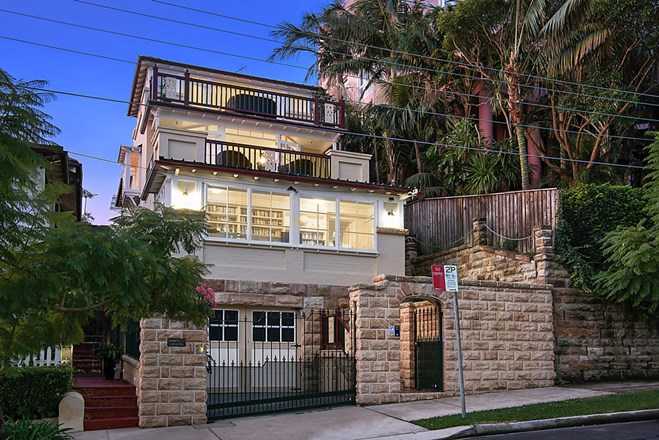 Picture of 4 Warung Street, Mcmahons Point