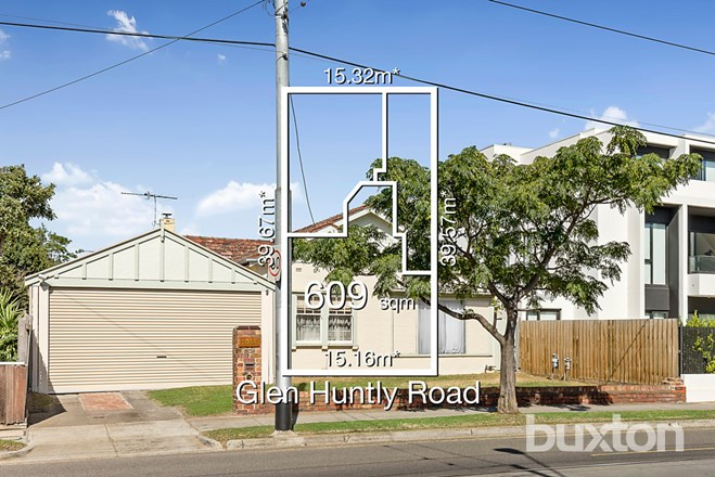 Picture of 1046 Glen Huntly Road, Caulfield South