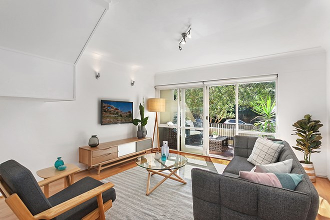 Picture of 3/8 Winnie Street, Cremorne