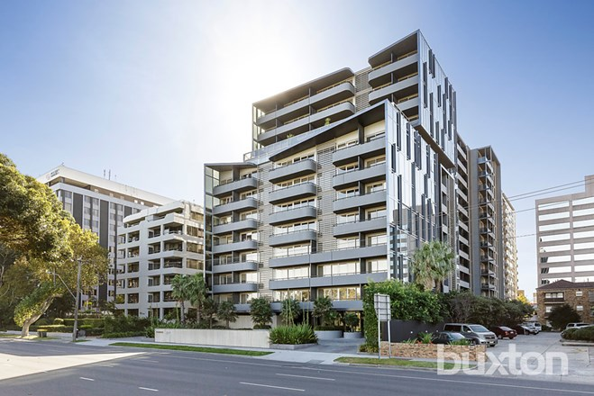Picture of 317/74 Queens Road, Melbourne