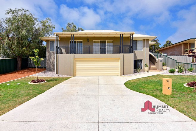 Picture of 10 Hayward Place, Australind