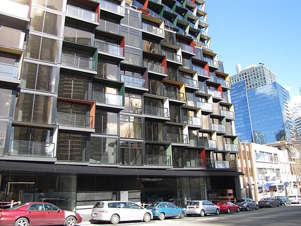 Picture of 3107/31 A'beckett Street, Melbourne