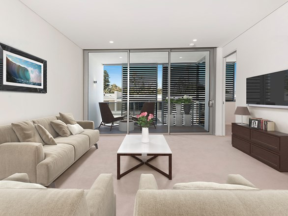 Picture of 203/2 Moreau Parade, East Perth