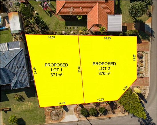 Picture of 2 Coatelan Drive (Proposed Lot 1 & 2), Stirling