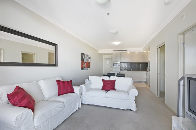 Picture of 3502/70 Mary Street, Brisbane City