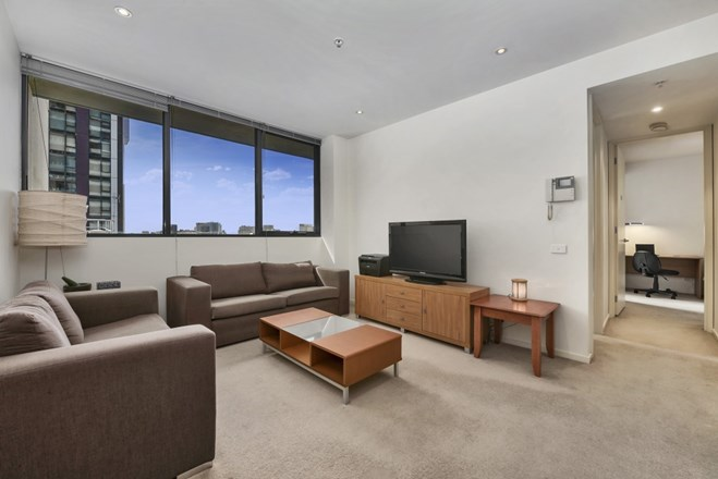 Picture of 907/28 Wills Street, Melbourne