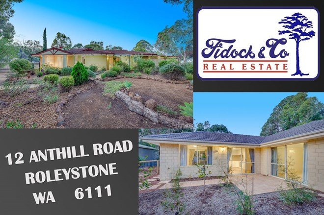 Picture of 12 Anthill Road, Roleystone