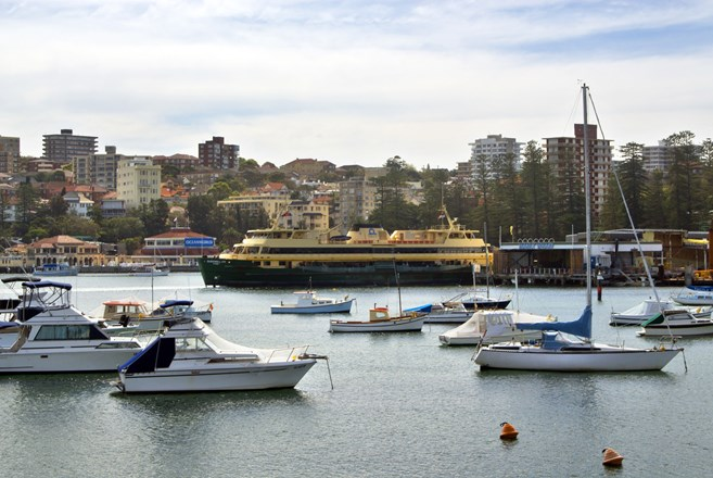 Picture of 1/10 Darley Road, Manly