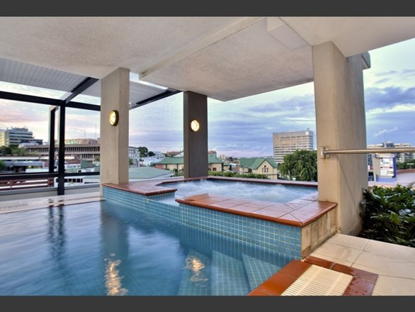 Picture of 1205/363 Turbot Street, Brisbane City