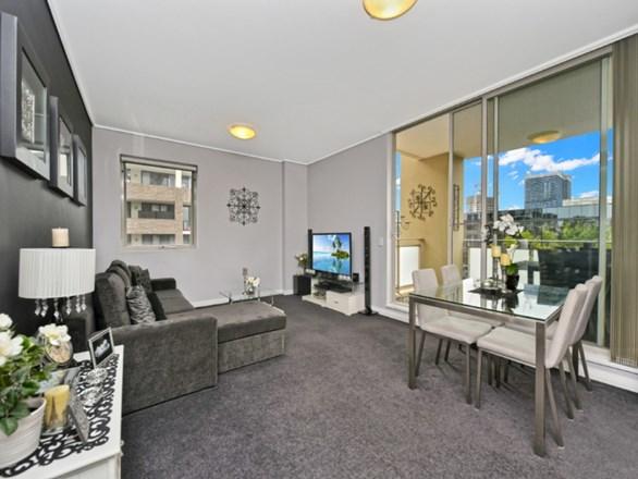 Picture of 340/46 Bellagio - Baywater Drive, Wentworth Point