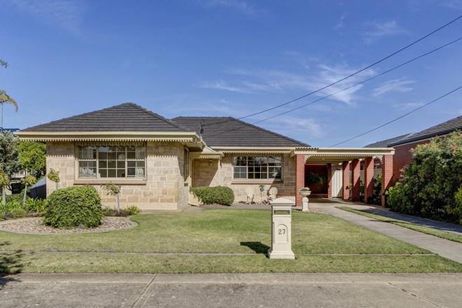 Picture of 27 Nelson Avenue, Flinders Park