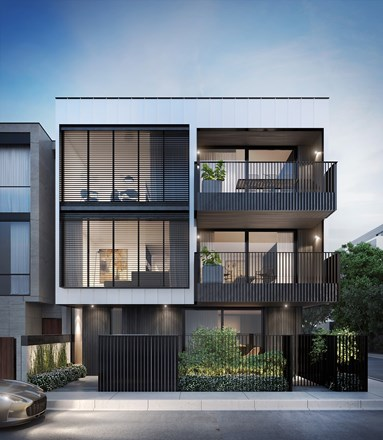 Picture of Residence 2, 6 Chambers Street, South Yarra
