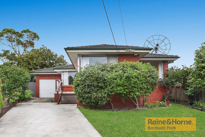 Picture of 42 Edith Street, Bardwell Park