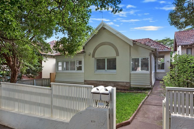 Picture of 33 Myahgah Road, Mosman