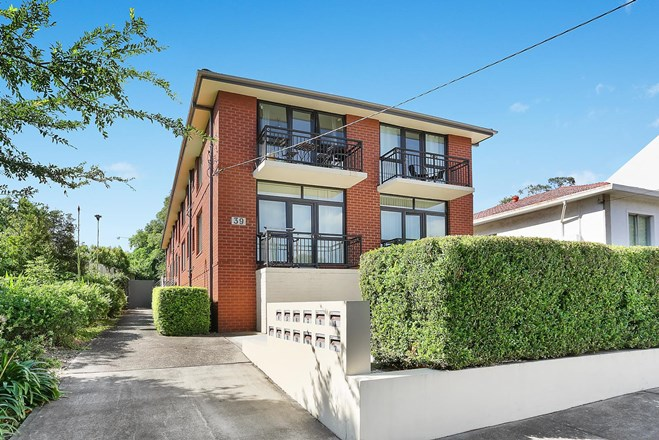 Picture of 4/39 Henry Street, Leichhardt