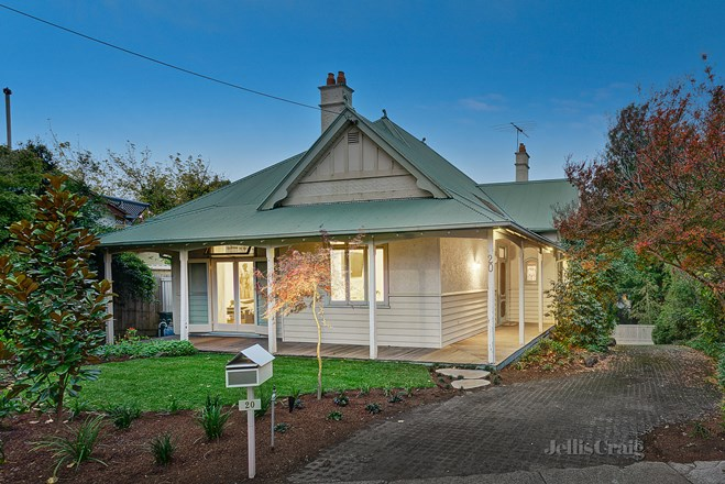 Picture of 20 Locksley Road, Ivanhoe
