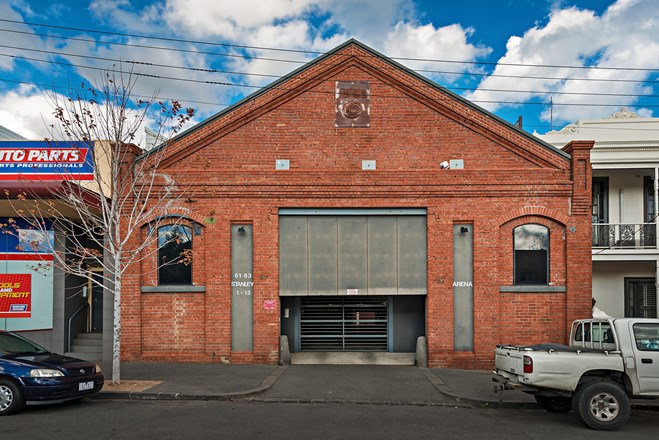 Picture of 1/61-63 Stanley Street, West Melbourne