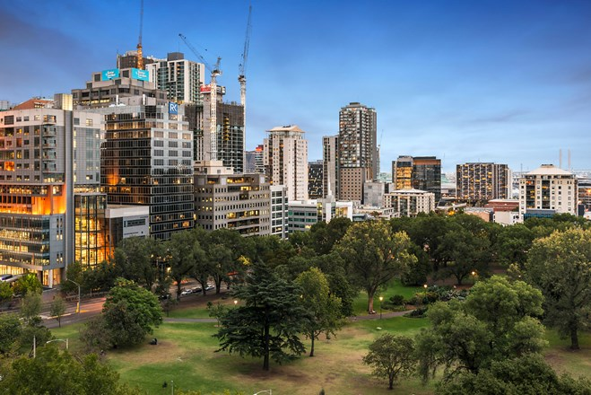 Picture of 1413/218 A'Beckett Street, Melbourne