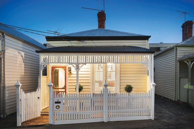Picture of 3 Little Iffla Street, South Melbourne
