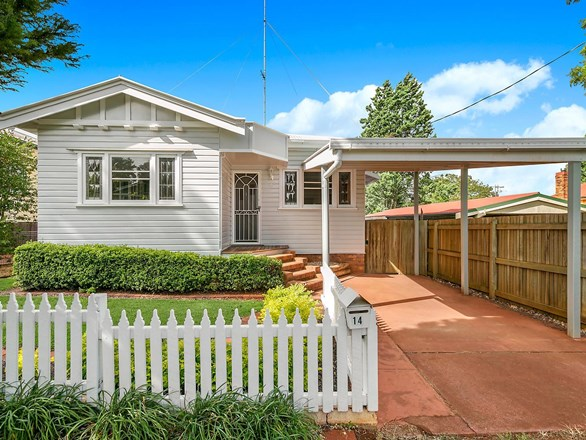 Picture of 14 George Street, East Toowoomba