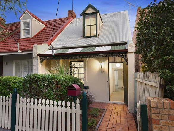 Picture of 22 Cary Street, Leichhardt