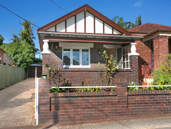 Picture of 64 River Street, Earlwood