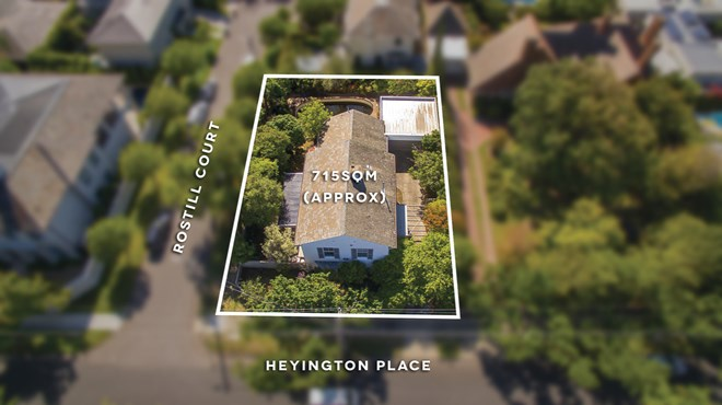 Picture of 22 Heyington Place, Toorak