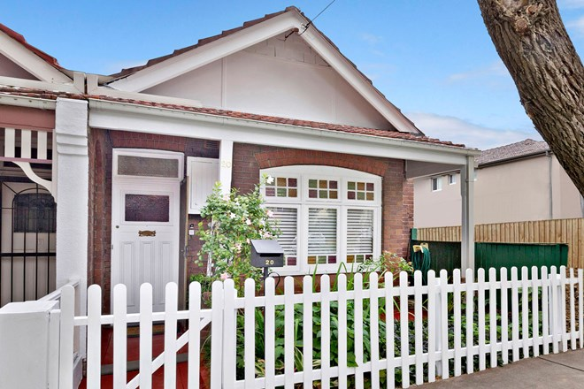 Picture of 20 Edith Street, Leichhardt