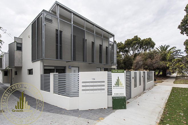 Picture of 3/136 Subiaco Road, Subiaco