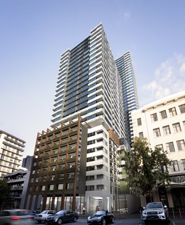 Picture of 1408/120 A'Beckett Street, Melbourne