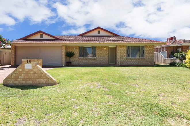 Picture of 18 Eudanda Place, Cannington