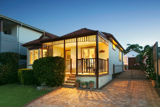 Picture of 12 Bellevue Parade, Caringbah