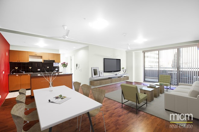 Picture of 215/181 Exhibition Street, Melbourne
