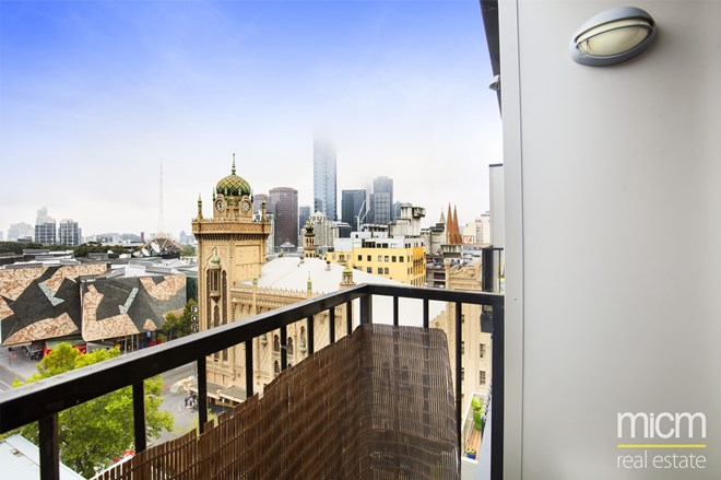 Picture of 72/30 Russell Street, Melbourne
